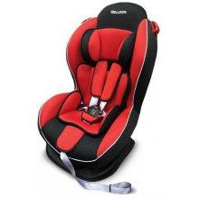 Автокресло Welldon Smart Sport Черный / Красный