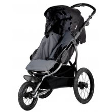 Прогулочная коляска X-Lander X-Run Carbon black