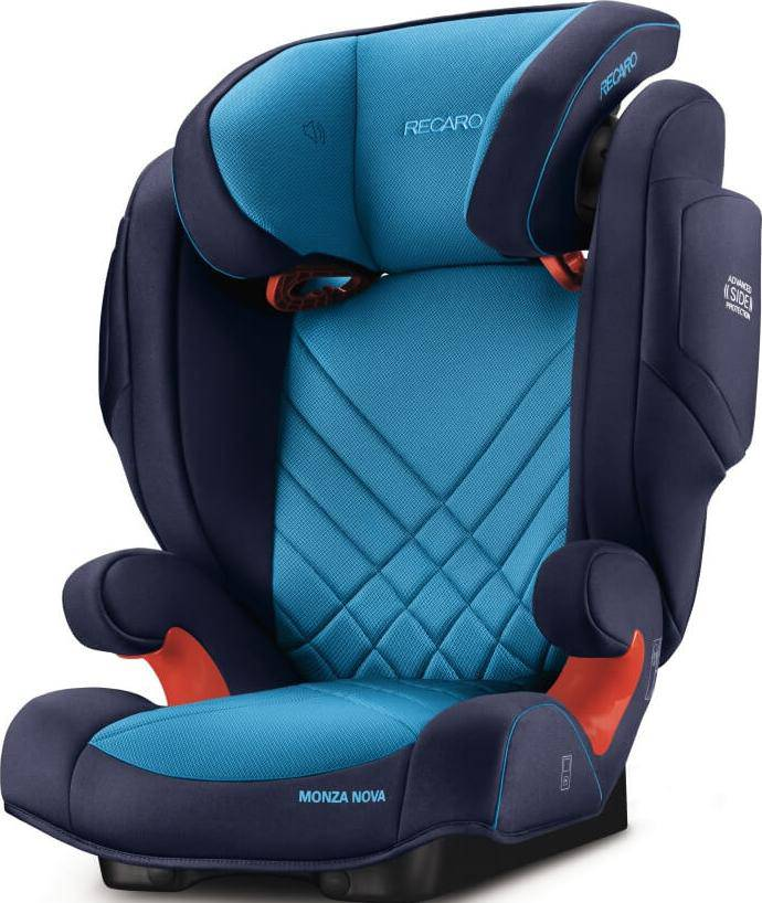 Автокресло Recaro Privia Evo Xenon Blue 5517.21504.66